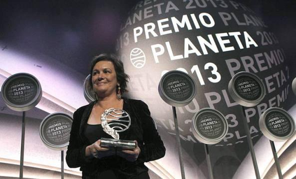 LA ESCRITORA CLARA SÁNCHEZ HA GANADO HOY LA 62 EDICIÓN DEL PREMIO PLANETA